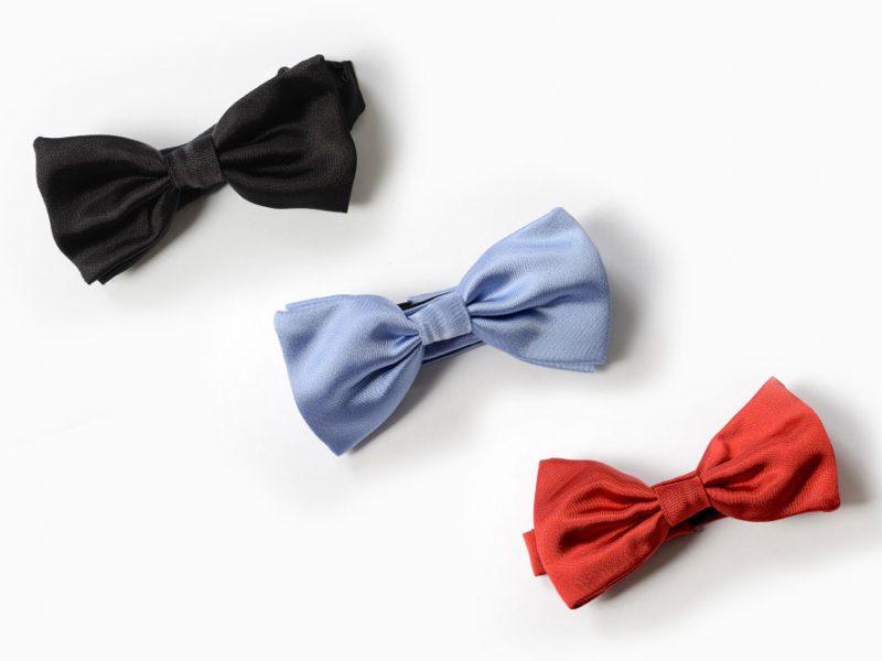 "Bow ties ""pre tied"""
