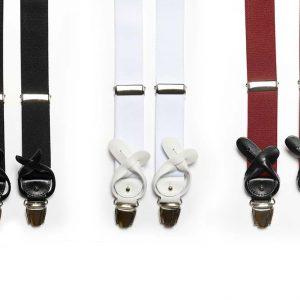 Andrew's Ties - Bretella Elastico - Elastic Suspender - Presentazione - Presentation