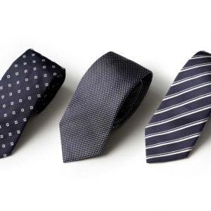 Andrew's Ties - Extralunga - Extra Long - Blu Bianco - Blue White - Presentazione - Presentation