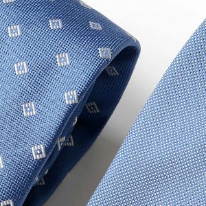 Andrew's Ties - Extralunga - Extra Long - Fondo Avion - Avion Background - Dettaglio - Detail
