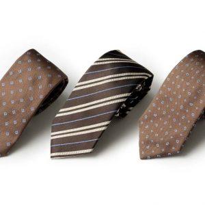 Andrew's Ties - Extralunga - Extra Long - Fondo Marrone - Brown Background - Presentazione - Presentation