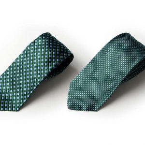 Andrew's Ties - Extralunga - Extra Long - Fondo Verde - Green Background - Presentazione - Presentation