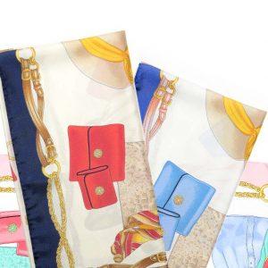 Andrew's Ties - Foulard Disegno Borse - Bags Design Foulard - Presentazione - Presentation