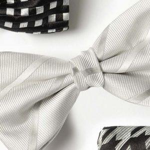 Andrew's Ties - Papillon Cerimonia - Ceremony Bow Tie - Dettaglio - Detail