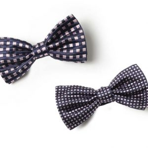 Andrew's Ties - Papillon Fantasia - Fantasy Bow Tie - Blu Rosa - Blue Pink - Presentazione - Presentation