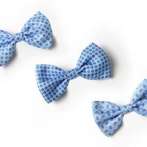 Andrew's Ties - Papillon Fantasia - Fantasy Bow Tie - Fondo Azzurro - Light Blue Background - Presentazione - Presentation