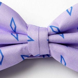 Andrew's Ties - Papillon Fantasia - Fantasy Bow Tie - Fondo Lilla - Lilac Background - Dettaglio - Detail