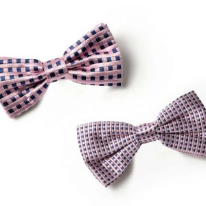 Andrew's Ties - Papillon Fantasia - Fantasy Bow Tie - Fondo Rosa - Pink Background - Presentazione - Presentation