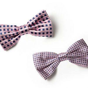 Andrew's Ties - Papillon Fantasia - Fantasy Bow Tie - Fondo Rosa - Pink Background - Presentazione - Presentation