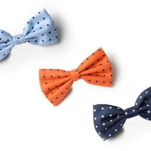 Andrew's Ties - Papillon Pois - Pois Bow Tie - Presentazione - Presentation