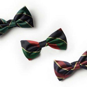 Andrew's Ties - Papillon Regimental - Regimental Bow Tie - Presentazione - Presentation