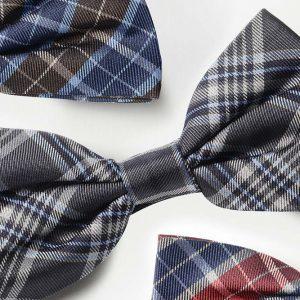 Andrew's Ties - Papillon Scozzese - Scottish Bow Tie - Dettaglio - Detail