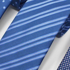 Andrew's Ties - cravatte jacquard sfondo avion - avion background tie - dettaglio - detail