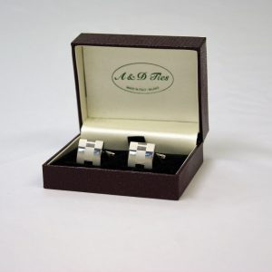 Cufflinks - Classic - COD.NG001 - Made in England